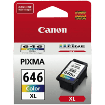 CanonCL646 XL Fine Colour Ink Cartridge50019852