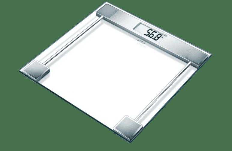 Sanitas Digital Gl Bathroom Scale Sgs06