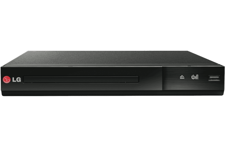 LG DP132 DVD Player at The Good Guys