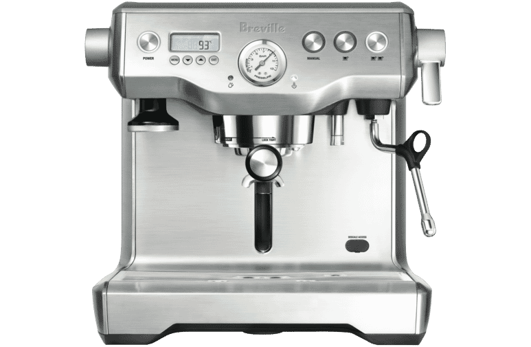Breville BES920BSS The Dual Boiler - Stainless Steel at The Good Guys