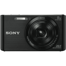 SonyCybershot W830 Black Digital Camera50023829