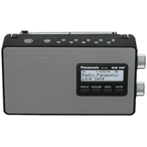 PanasonicDigital & FM Portable Radio50024364