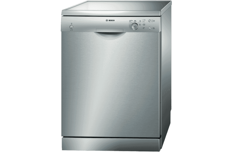 Bosch Sms40e08au Stainless Steel Freestanding Dishwasher At The Good Guys