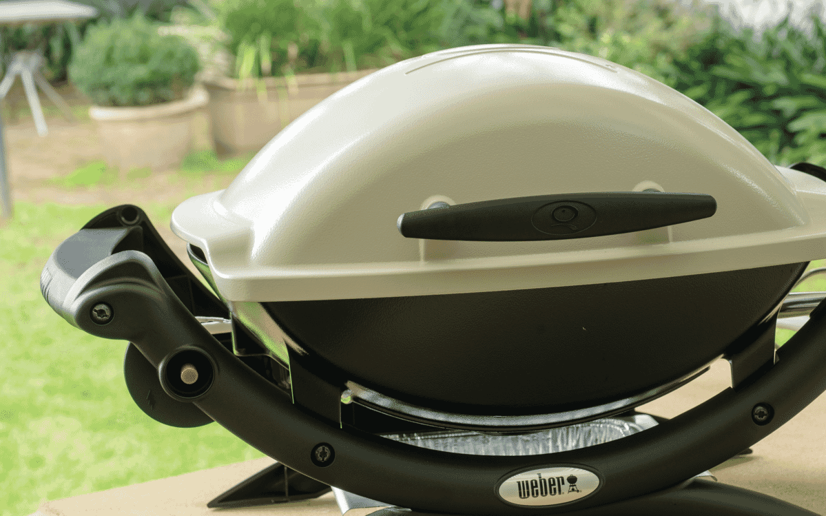 Weber 50060224 Baby Q Bbq At The Good Guys