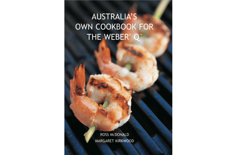 Weber 250 10 australias own cookbook for the weber q at the good guys weber australias own cookbook for the weber q 250 10 fandeluxe Image collections