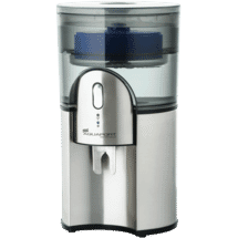 AquaportDesktop Filtered Water Cooler Stainless Steel50028517
