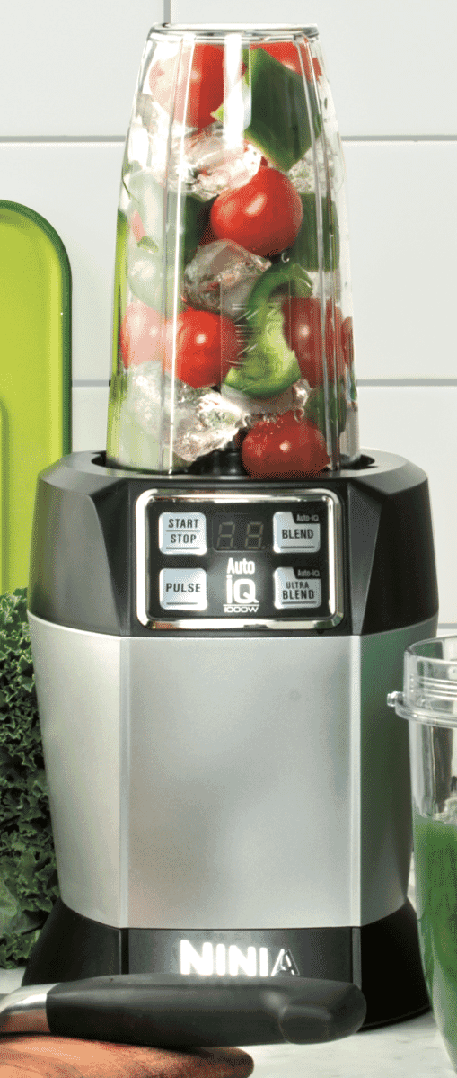 Nutri Ninja Blender with Auto-IQ
