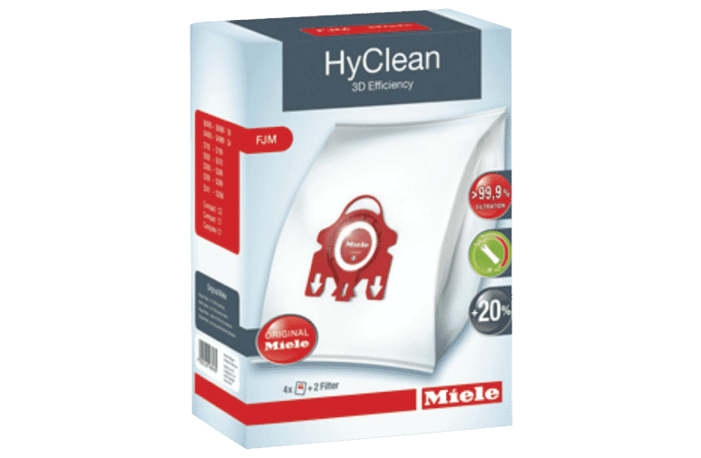 Miele 09917710 FJM Hyclean 3D Efficiency Dustbag at The Good Guys