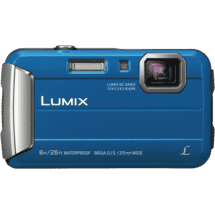 PanasonicLumix FT30 Tough Camera Blue50030304