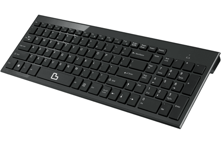 459cab1f9e8 LINDEN LIFWKB15 Premium Full Size Wireless Keyboard at The ...