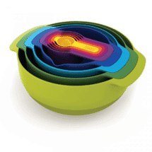 Joseph JosephNest 9 Plus Bowl Set50035362
