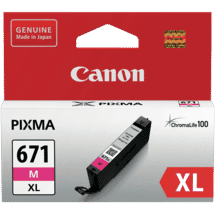 CanonCLI671XLM Magenta Extra Large Ink Cartridge50036803