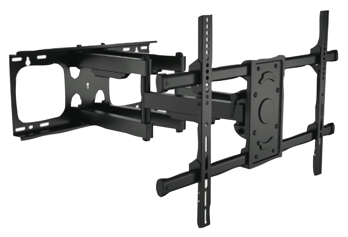 Full Motion TV Wall Mount Large (42-80)