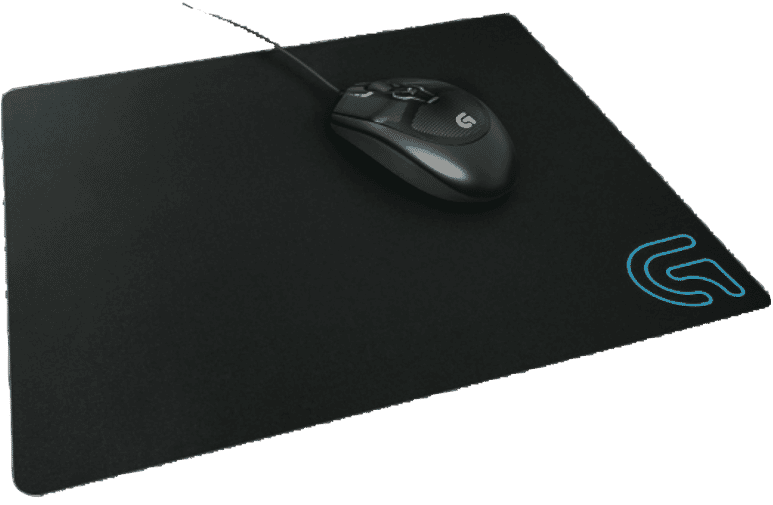 Logitech 2455901 G240 Gaming Mouse Pad at The Good Guys