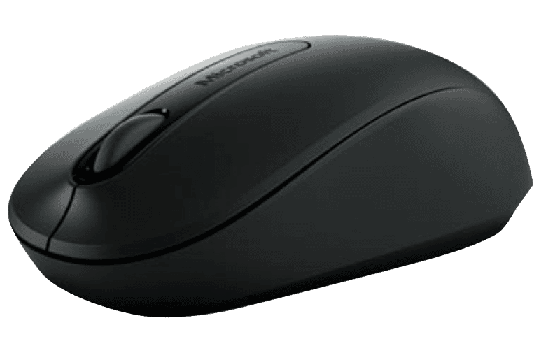 Microsoft PW4-00005 Wireless Mouse 900 - Black at The Good Guys