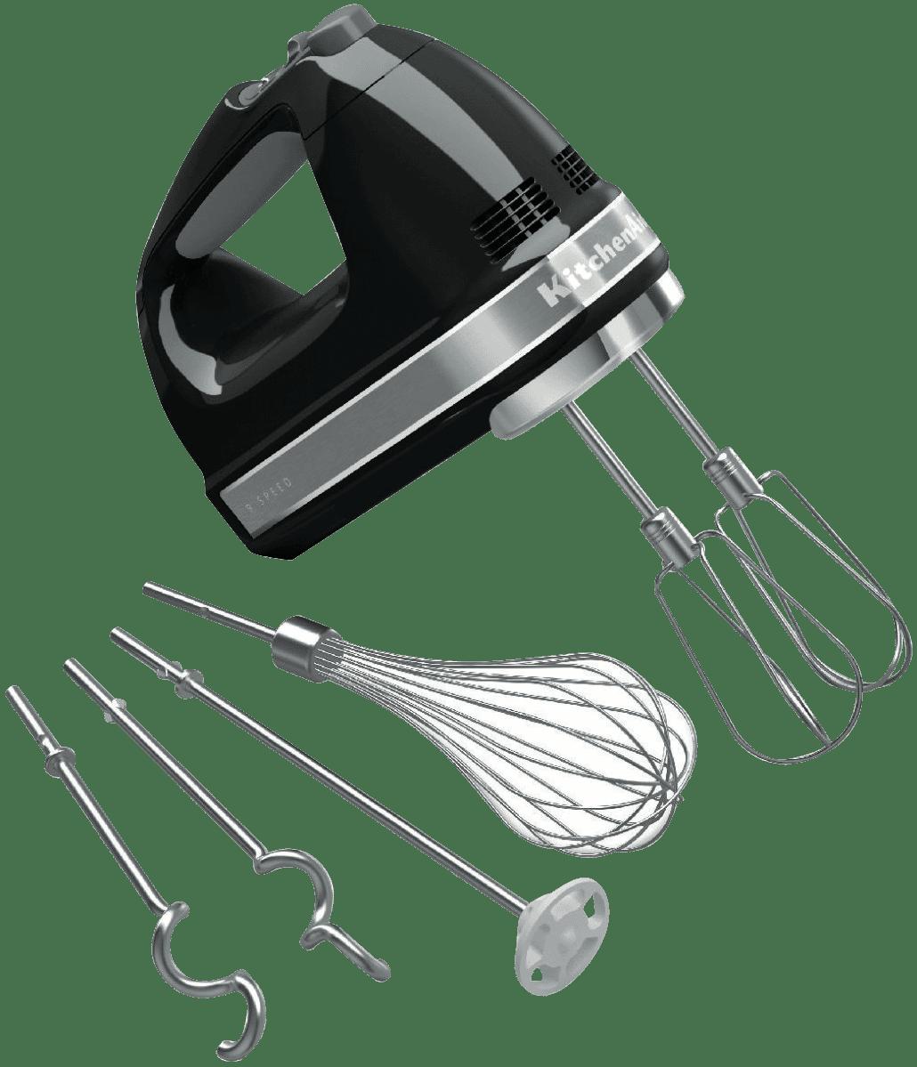 Artisan Hand Mixer - Onyx Black