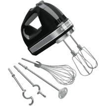 KitchenAidArtisan Hand Mixer - Onyx Black50038589
