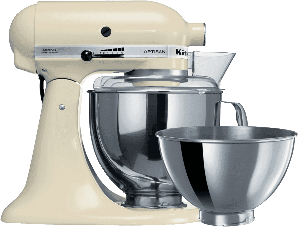 New Kitchenaid 5ksm160psaac Artisan Stand Mixer Almond