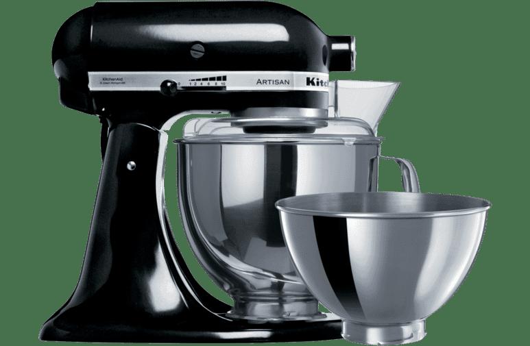 Kitchenaid Artisan Stand Mixer Onyx Black 5ksm160psaob