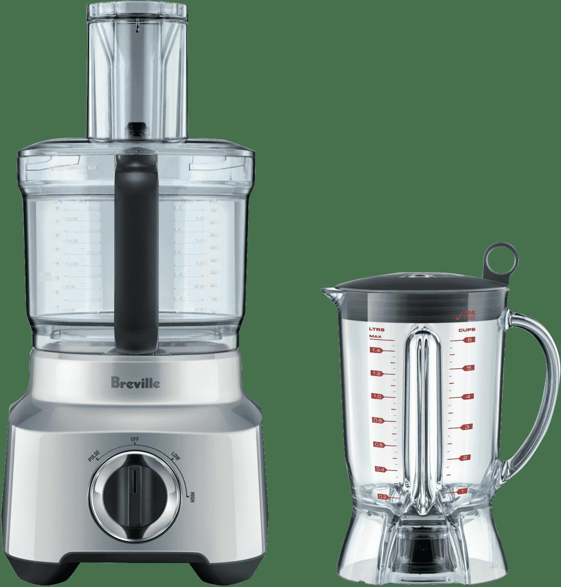 Kitchen Wizz 8 Plus 1000W Food Processor
