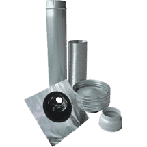 VialiRangehood Ducting Kit For Roof Tile50039558