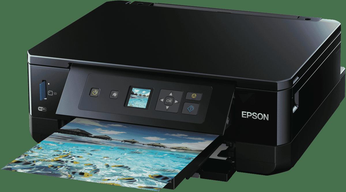 New Epson Expression Wireless Inkjet Mfc Printer Xp 540 Ebay