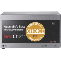 LGNeoChef 25L 1000W Inverter Stainless Steel Microwave50042038