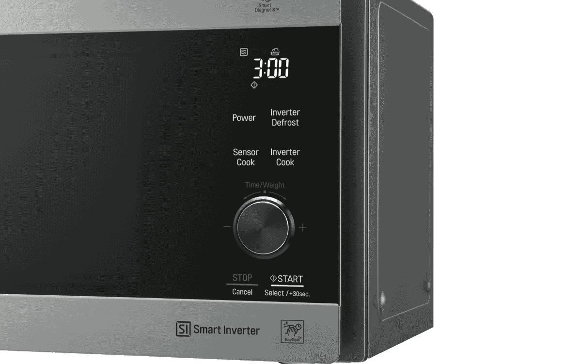 LG MS4266OSS NeoChef 42L 1200W Stainless Steel Inverter Microwave at The  Good Guys