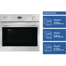 ILVE 60cm Gas Oven
