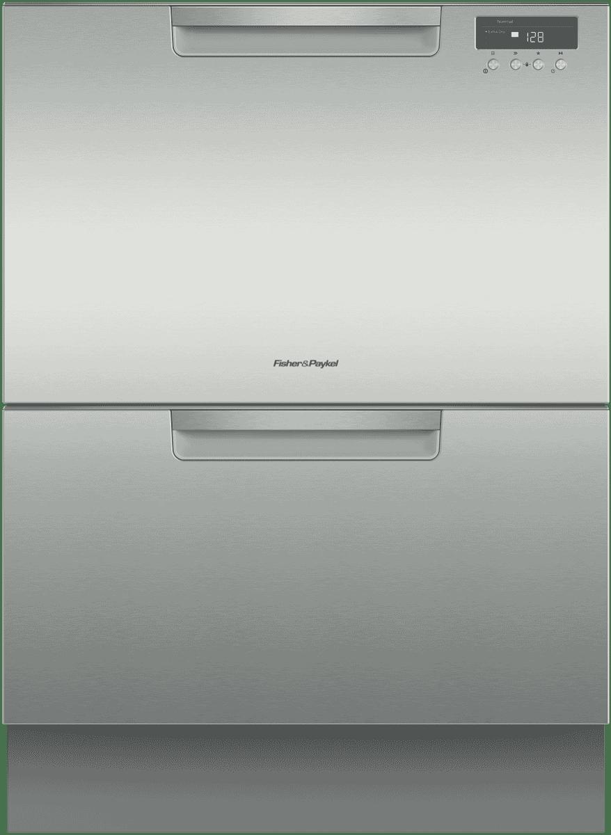 Image of Fisher & Paykel60cm Double DishDrawer Dishwasher