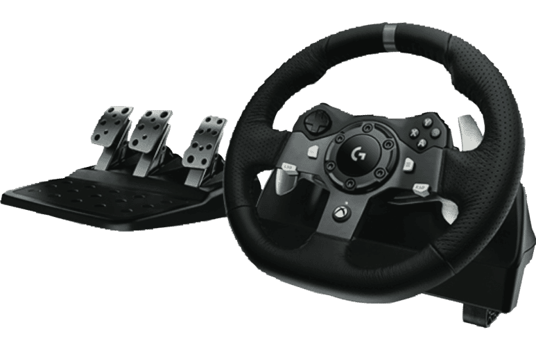 Logitech 2982904 G920 Driving Force Racing Wheel Xbox & PC at The Good Guys