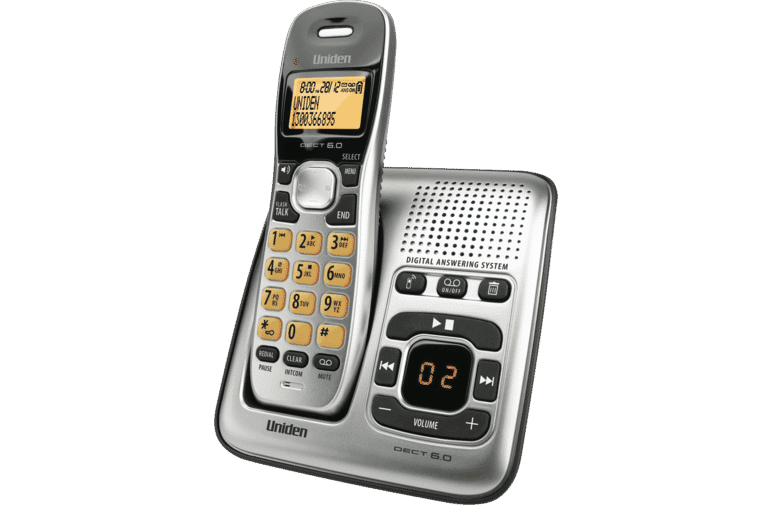 Uniden DECT1735 Cordless Phone at The Good Guys