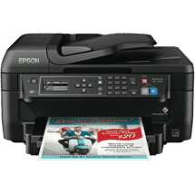 EpsonWorkforce Wireless Inkjet MFC Printer WF-275050044922