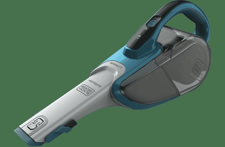 BLACK DECKER 108V Lithium Dustbuster Handheld Vacuum DVJ320J XE