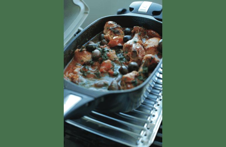 Weber Q Ware Casserole Dish Small 17635
