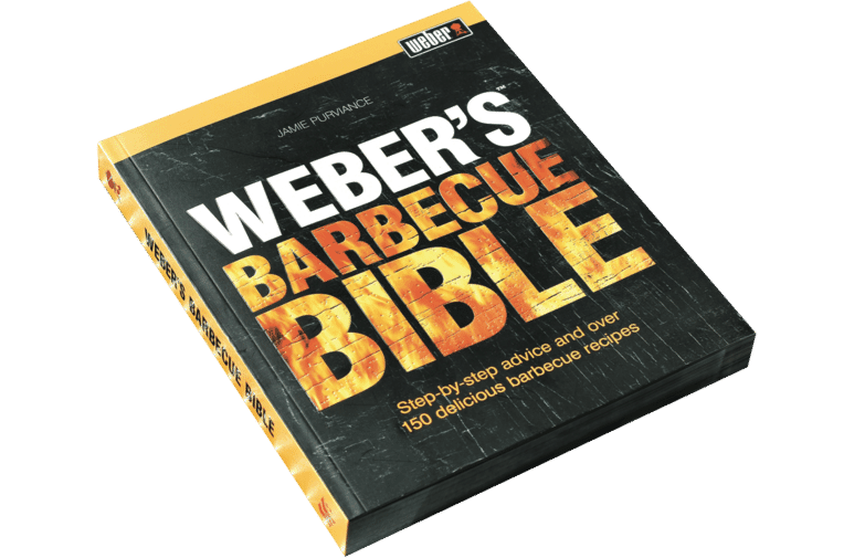 Weber Barbecue Bible 991165