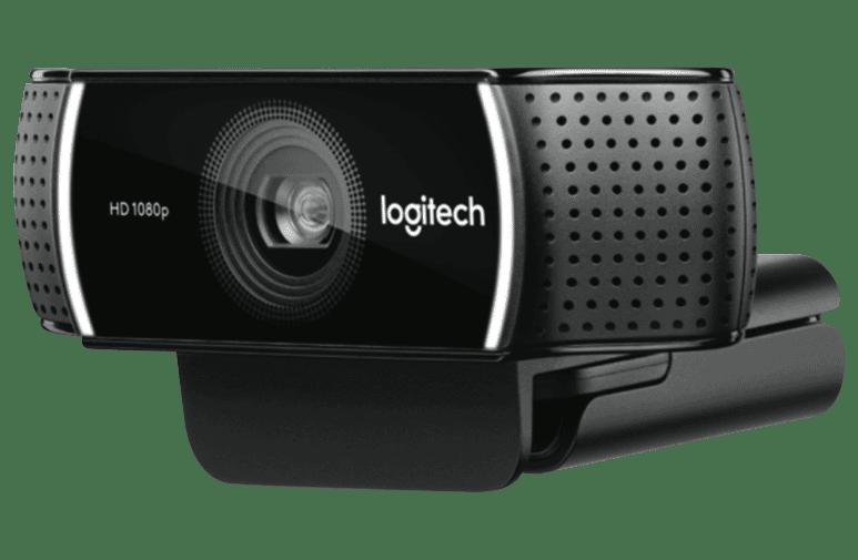 Logitech 3404995 C922 Pro Stream HD Webcam at The Good Guys