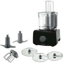 KenwoodMultiPro Home 1000W Food Processor - Black50046776