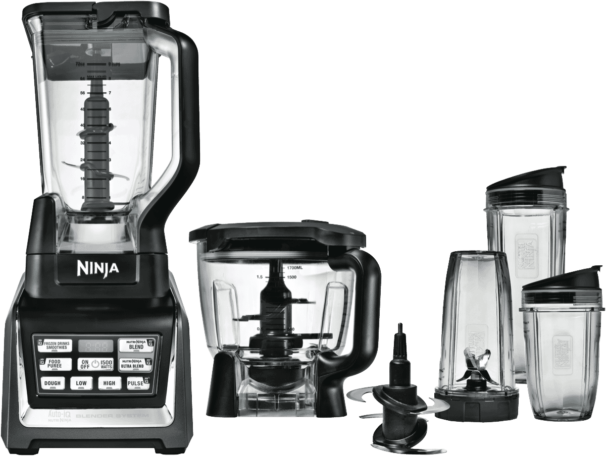 Nutri Ninja Blender System - Auto IQ