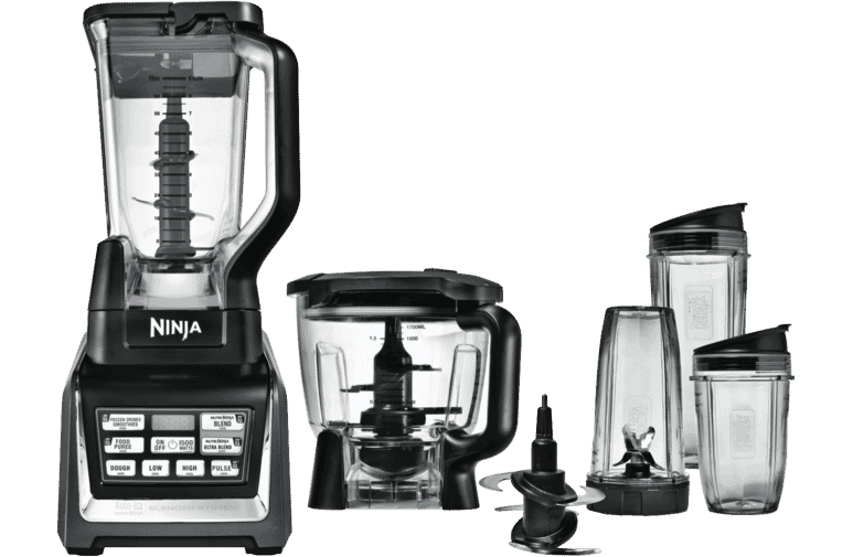 Ninja BL682NZ Nutri Ninja Blender System - Auto IQ at The Good Guys