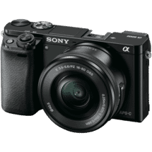 SonyA6000 Mirrorless Camera with 16-50mm Lens50047192