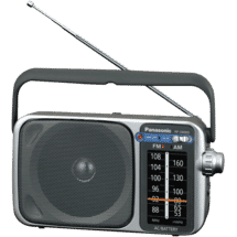 PanasonicPortable Radio AM/FM50047512