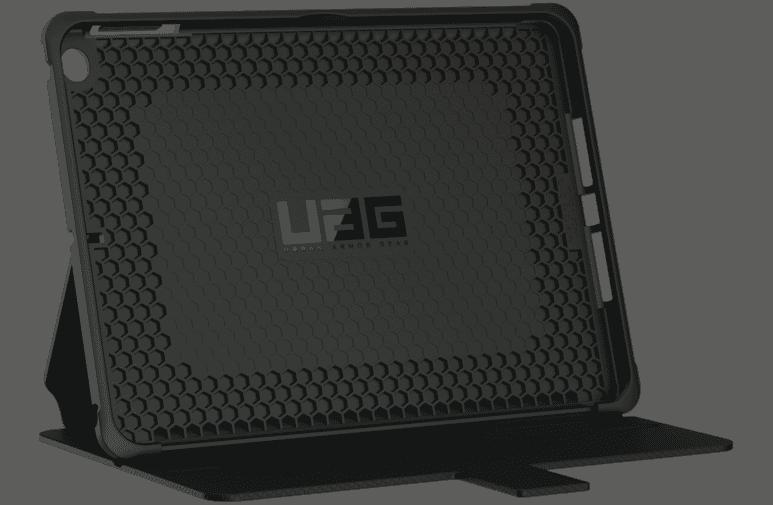 new style b8d5a be657 UAG U-IPD17-E-BK iPad 9.7