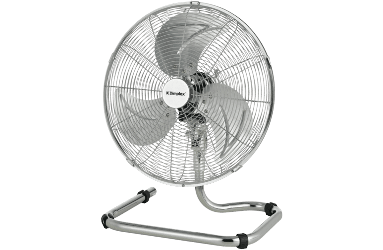 Dimplex Dcff40c 40cm High Velocity Oscillating Floor Fan At The