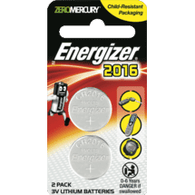 Energizer2016 Lithium Coin Battery50048543