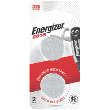 Energizer2016 Lithium Coin Battery - ECR2016BS250048543