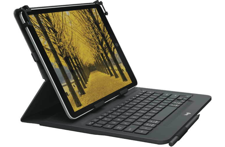 Logitech 3609881 Universal Bluetooth Keyboard Folio for 9-10