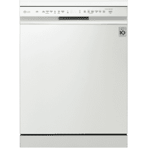 LGQuadWash White Dishwasher50048685
