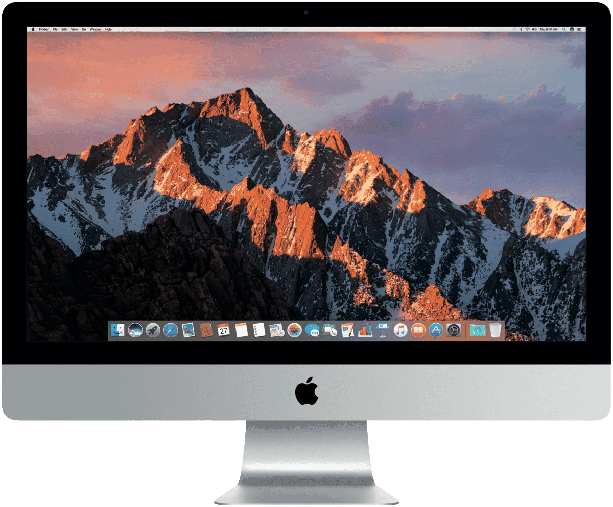 Enthusiastic Apple Imac 27 5k Retina 2017 Computers/tablets & Networking