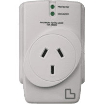 LINDENPremium Single Socket Surge Protector50049057